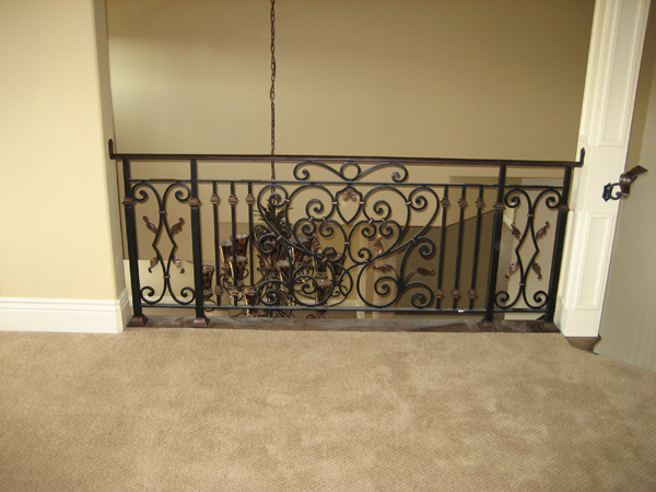 Wrought Iron Railings Roseville, CA